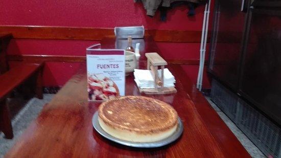 Restaurante pulperia fuentes en santiago de compostela con - Cocinas en santiago de compostela ...