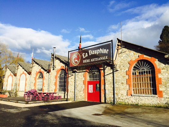 Brasserie Artisanale du Val d'Ainan La Dauphine