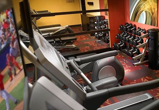 Homewood, AL : Fitness Center