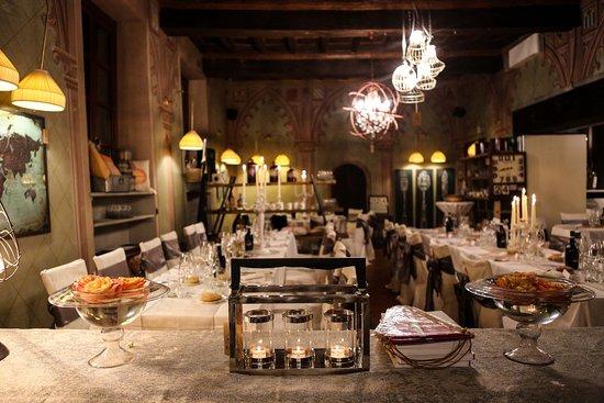 Sillavengo, Ιταλία: Ristorante Q33