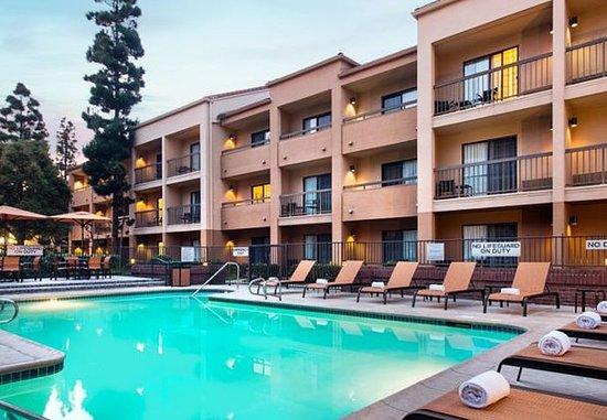 El Segundo, Californie : Outdoor Pool