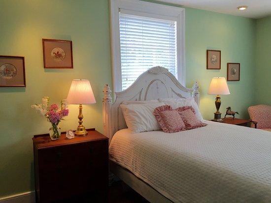 Linden, فيرجينيا: The Louisa Room