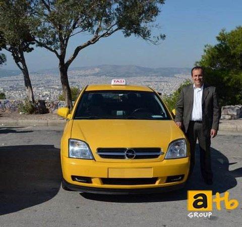 Vectra & VIANO - Foto de ATB - Athens Taxi Business, Atenas