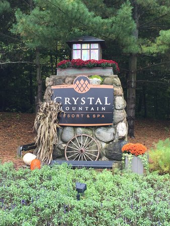 Thompsonville, MI: Entry into Crystal Mountain