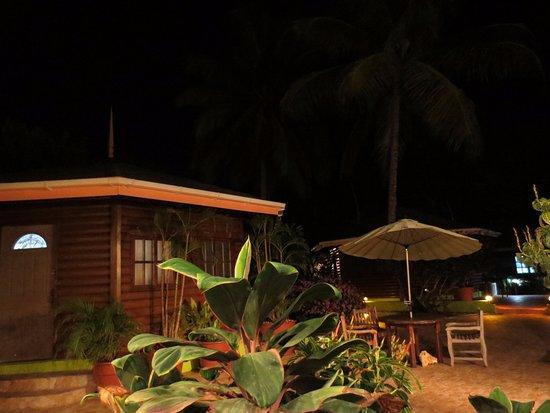 Shepherd's Inn: cabanas