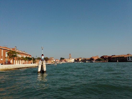 Lido di Venezia, إيطاليا: Hauptkanal Murano