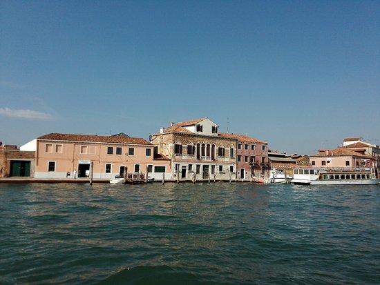 Lido di Venezia, إيطاليا: Glasmanufaktur auf Murano