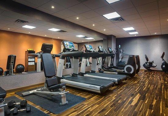 Jamaica, estado de Nueva York: Fitness Center