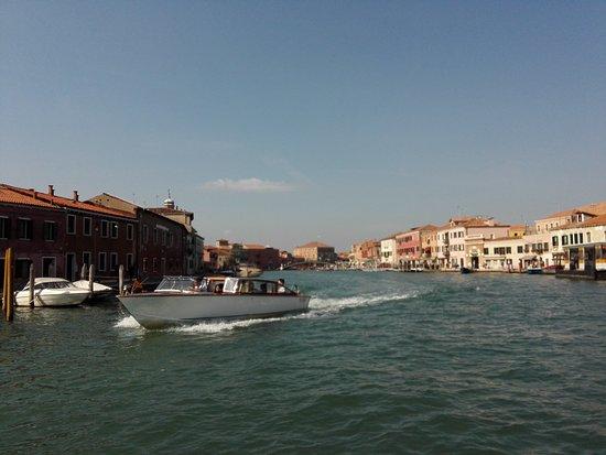 """Lido di Venezia, إيطاليا: """"Hauptstraße"""" Murano"""