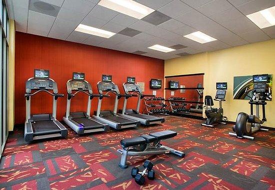Courtyard Oakland Downtown: Fitness Center