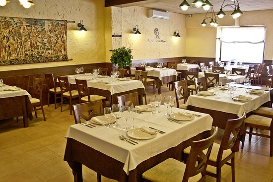 Caravaca de la Cruz, Spain: COMEDOR INTERIOR