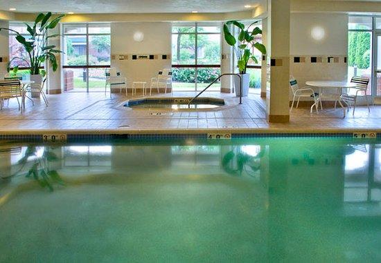 Basking Ridge, Nueva Jersey: Indoor Pool & Whirlpool
