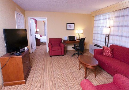 Middlebury, VT: Junior Suite Living Room