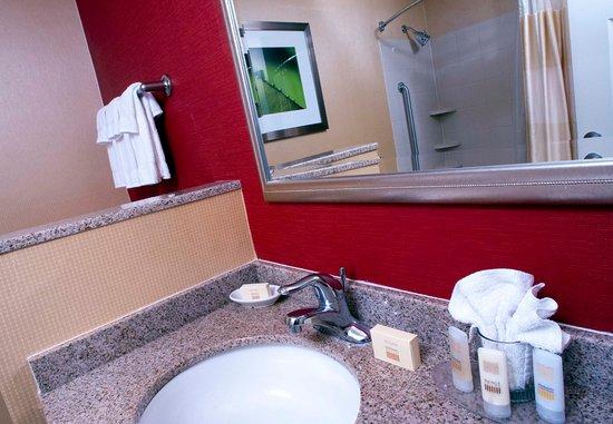 Middlebury, VT: Junior Suite Bathroom