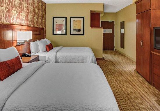 ไฮพอยต์, นอร์ทแคโรไลนา: Queen/Queen Guest Room