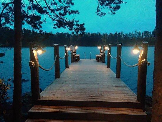 Varkaus, Finlandia: Ranta/beach