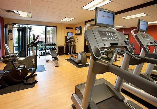 Lake Forest, CA: Fitness Center