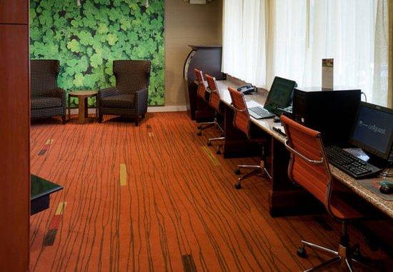 Bristol, فيرجينيا: Business Center