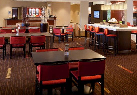 Bristol, فيرجينيا: Dining Area