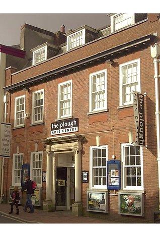 Great Torrington, UK: Outside of The Plough Arts Centre