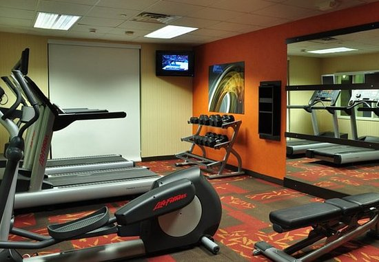 Kingston, نيويورك: Fitness Center