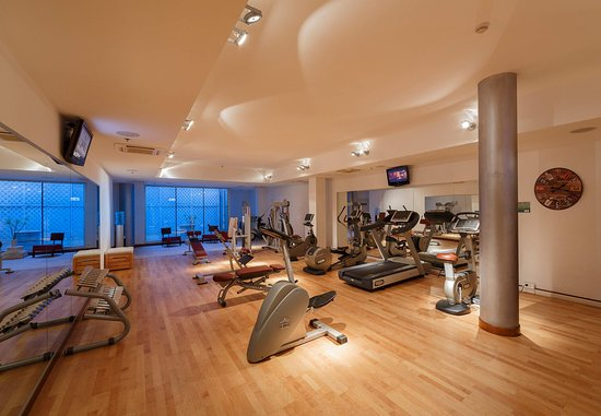 Tessera, Italia: Fitness Center - Cardio Equipment