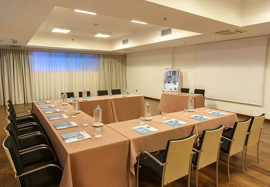 Tessera, Italia: Marco Polo Meeting Room - U-Shape Setup