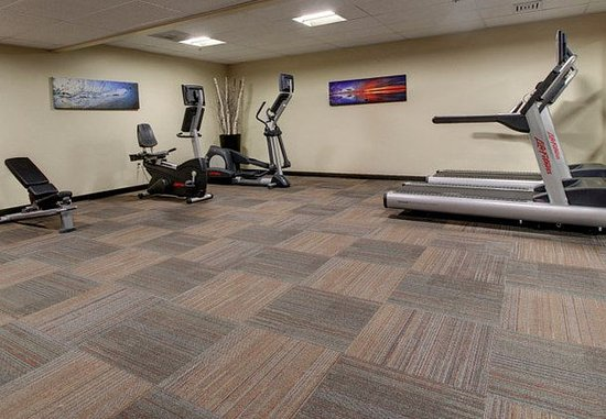 Courtyard San Diego Del Mar/Solana Beach: Fitness Center