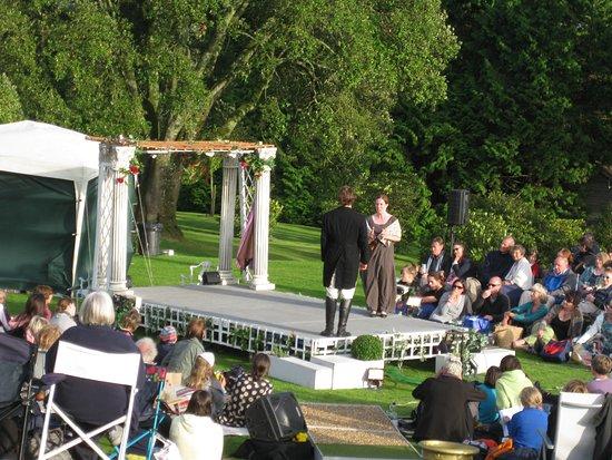 Great Torrington, UK: Open-air theatre