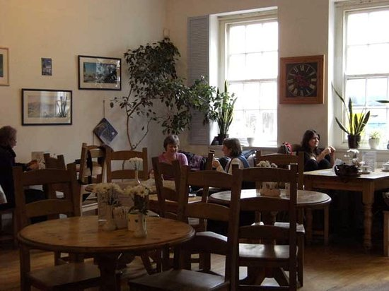 Great Torrington, UK: The Plough Cafe