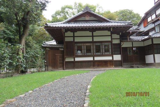 Old Mitsui Family Shimogamo Villa