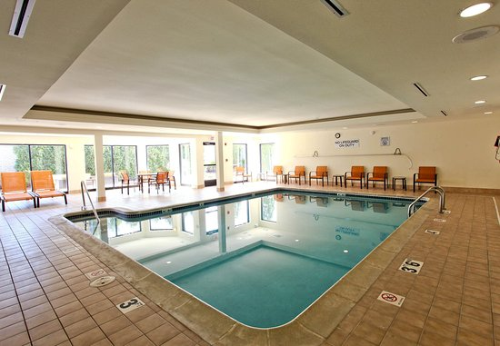 Brighton, MI: Indoor Pool