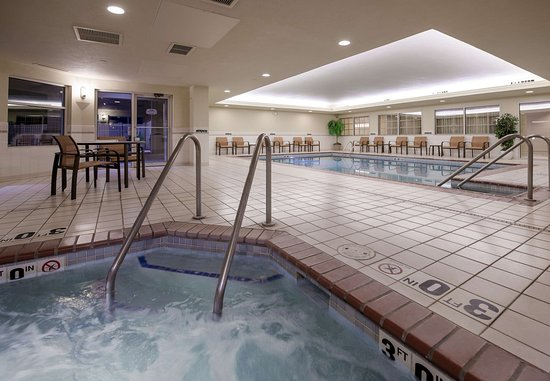 ‪‪Wausau‬, ‪Wisconsin‬: Indoor Pool‬