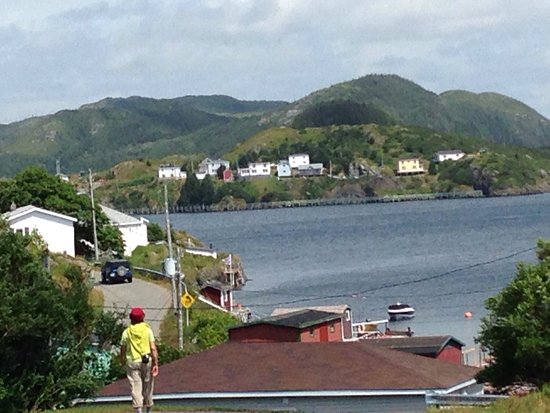 Burin -all sides, all inlets