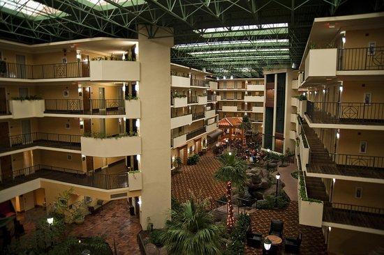Embassy Suites by Hilton Memphis: Atrium View