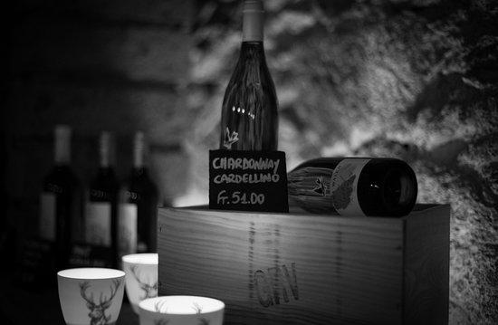 Bremgarten, Zwitserland: in vino veritas