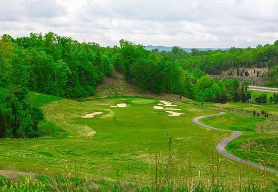 Kingsport, TN : Cattails Golf Course