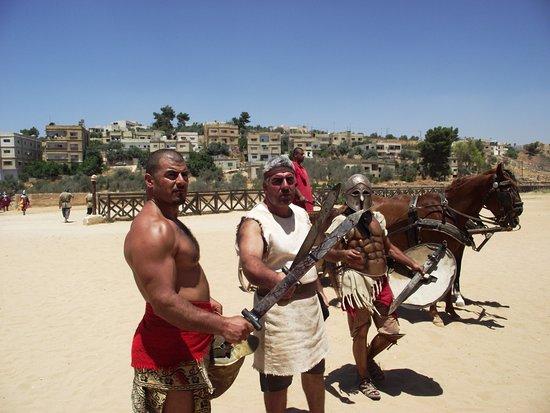 Bilde fra Jerash