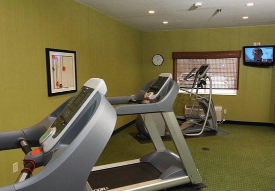 Σεντ Κλάουντ, Μινεσότα: Fitness Room