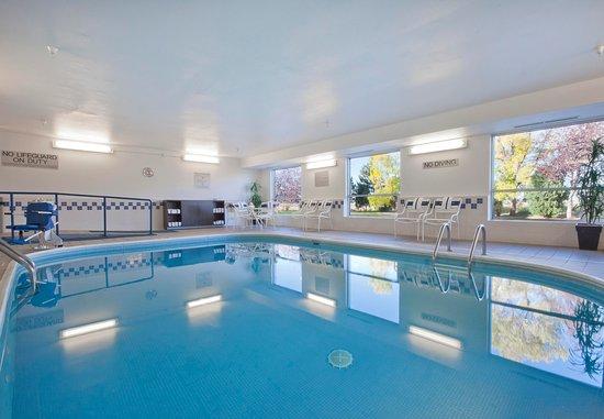 Fairfield Inn Bozeman: Indoor Pool