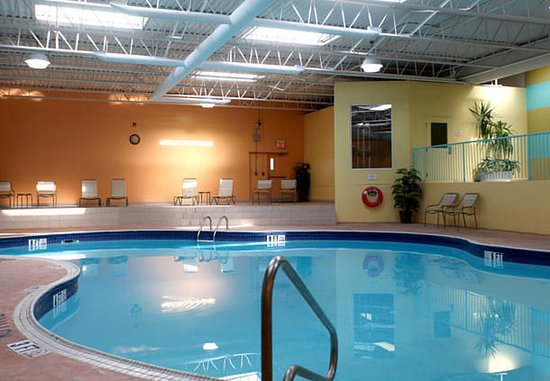 Belleville, Canadá: Indoor Pool