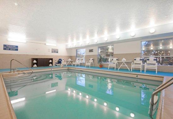 เกรตฟอลส์, มอนแทนา: Indoor Pool