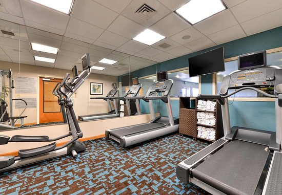 Elk Grove, Californië: Fitness Center
