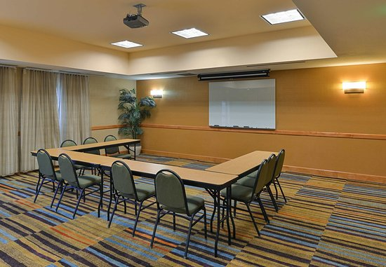 Elk Grove, Californië: Meeting Room - U-Shaped