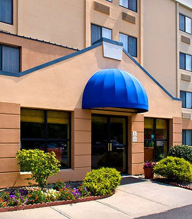 Fairfield Inn Albany East Greenbush: Entrance