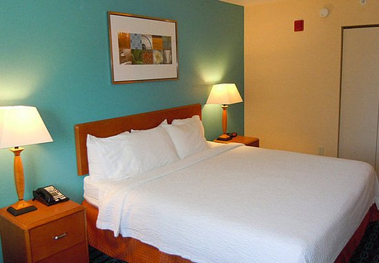 Ukiah, CA: King Guest Room