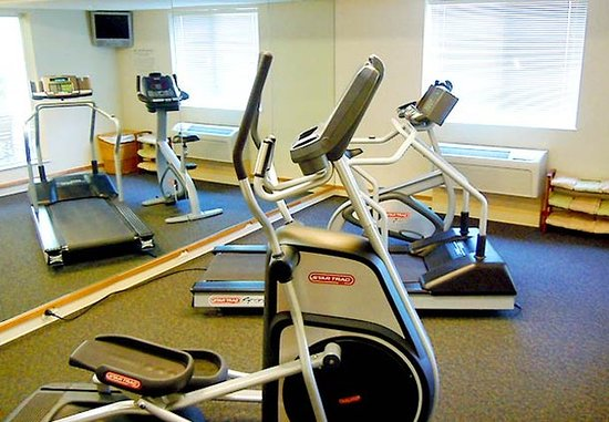 Ukiah, كاليفورنيا: Fitness Center