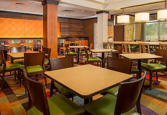 Wilson, NC: Breakfast Dining Area