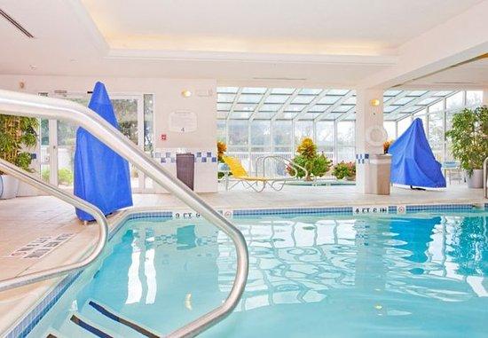 นิวสแตนตัน, เพนซิลเวเนีย: Indoor Pool