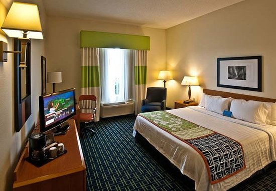 Anderson, SC: King Guest Room